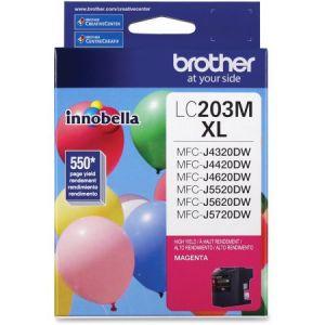 Brother LC203M Magenta Cartouche d'encre haute capacité XL Originale