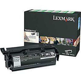 Cartouche Lexmark T650H11A Noir Réusinée